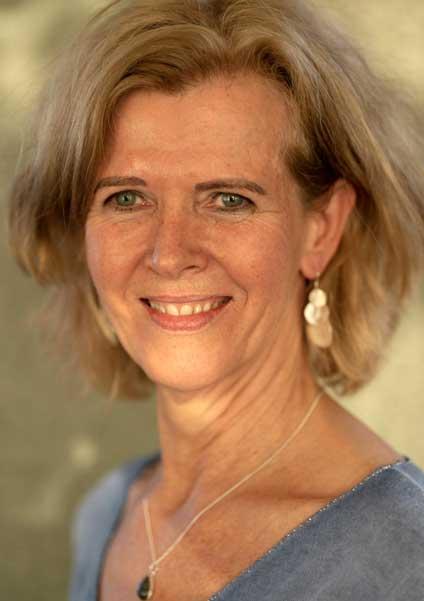 Spielgruppenleiterin Christiane Brönnimann Furlan